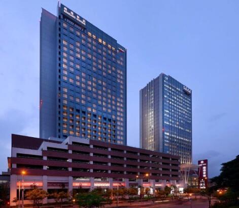 台北六福万怡酒店(Courtyard Taipei)预订/团购