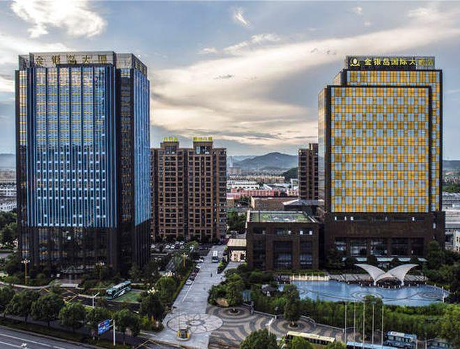 金银岛国际大酒店