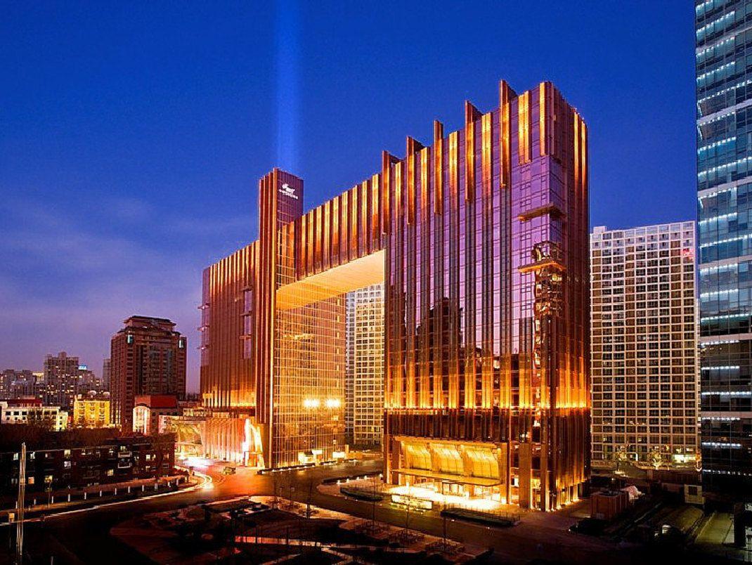 北京华彬费尔蒙酒店预订/团购