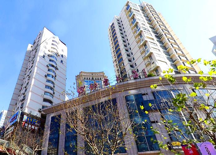 上海长寿路亚新生活广场和颐酒店预订/团购