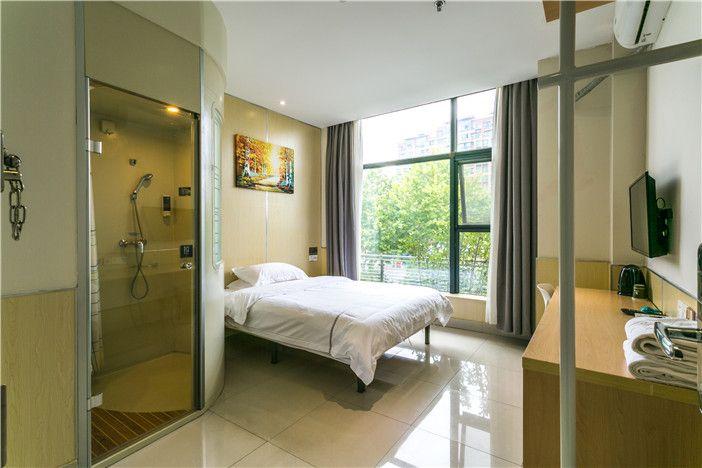 易佰良品酒店(上海迪斯尼浦三路地铁站店)预订/团购