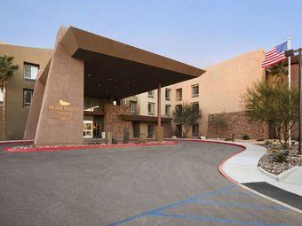 棕櫚沙漠希爾頓欣庭套房酒店