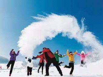 淮北冰雪王国滑雪场