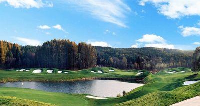 【净月公园】长春净月潭森林高尔夫练习场高尔夫球一筐周末票-美团