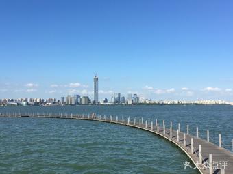 金鸡湖景区