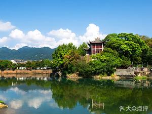 宁波的十大最美景区