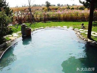 伏尔加河温泉