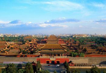 【台州出发】天安门广场、故宫博物院、王府井步行街等6日跟团游*悠闲皇城-美团