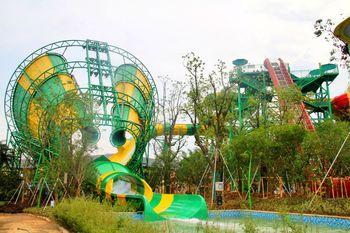 【泰州出发】苏州乐园森林水世界、苏州乐园1日跟团游*一次游玩畅游乐园加水-美团