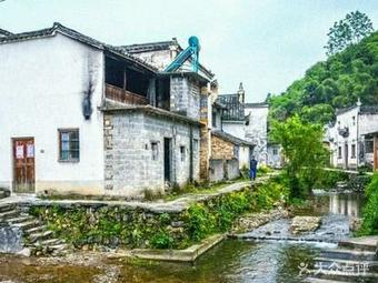 芹川古村落