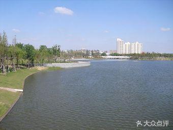 银翔湖公园