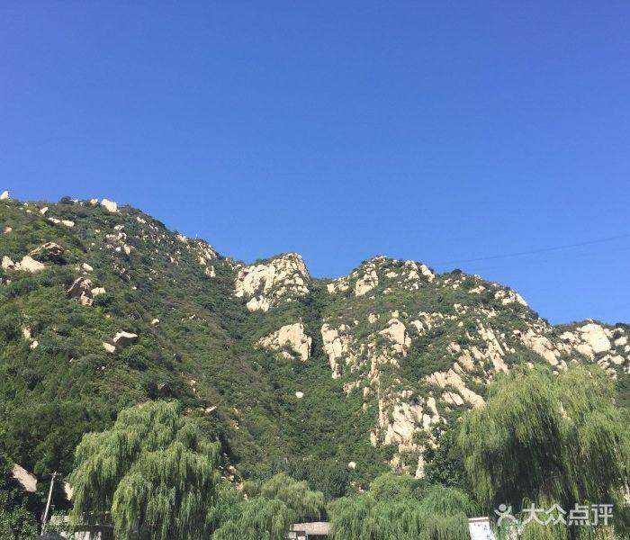 碓臼峪自然风景区