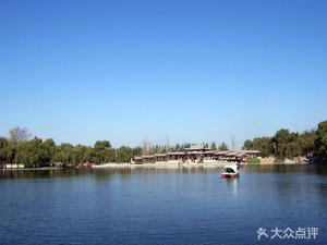 济南十大泉水景观
