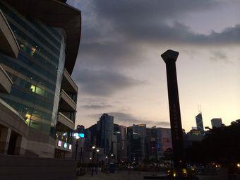 香港回归祖国纪念碑
