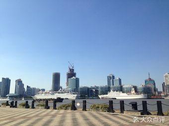 上海船厂滨江绿地