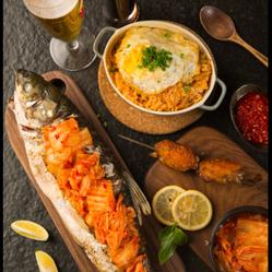 一味一诚烤全鱼的图片