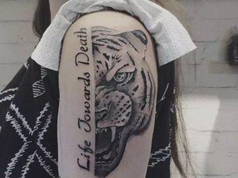 青一纹身刺青工作室