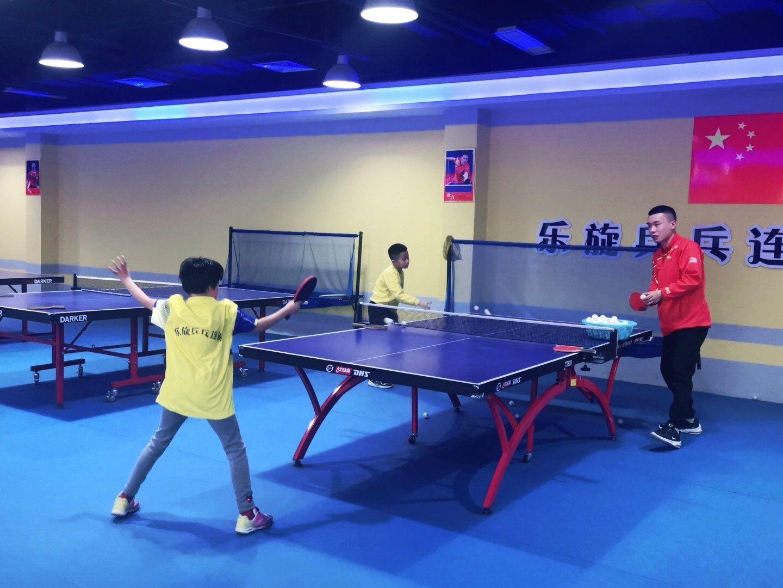 乐旋乒乓球(淄博临淄店)