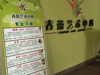 春蕾艺术培训中心