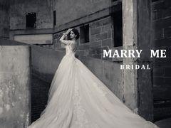 MARRY ME高级婚纱礼服定制