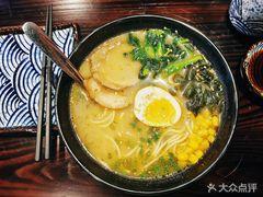 小川洋风料理(百盛步行街店)的豚骨拉面