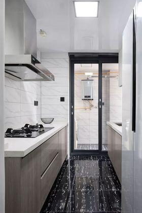 90平米三现代简约风格厨房图片大全