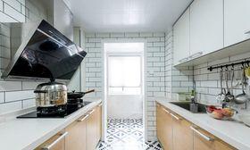 80平米欧式风格厨房装修图片大全
