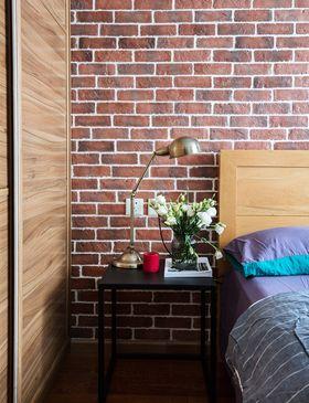 70平米公寓美式风格卧室装修效果图