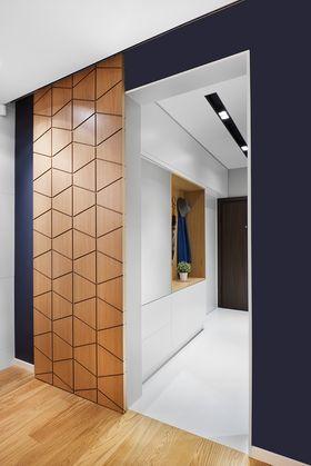 90平米现代简约风格玄关装修效果图