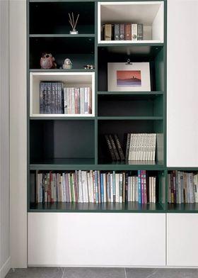 50平米现代简约风格书房欣赏图