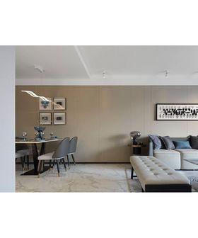 110平米三混搭风格客厅效果图