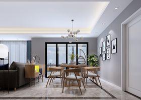 140平米四室两厅混搭风格餐厅效果图