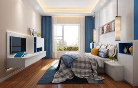 地中海风格卧室图片大全