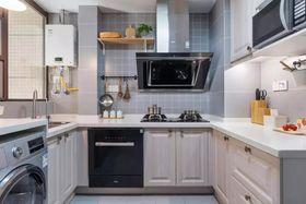 80平米三室两厅北欧风格厨房欣赏图