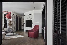 140平米別墅現代簡約風格客廳設計圖