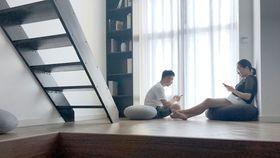 30平米超小户型现代简约风格客厅图片大全
