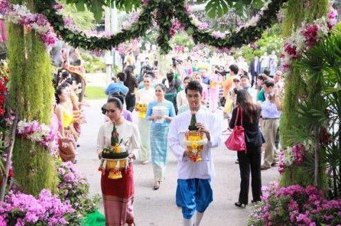 泰国人的结婚习俗都有哪些-大众点评结婚频道