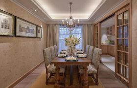 经济型140平米四室两厅混搭风格餐厅效果图
