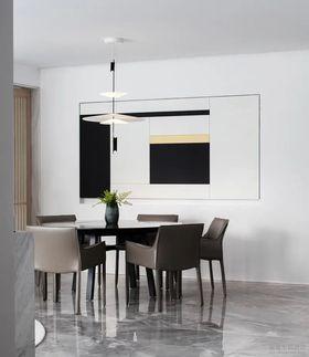 100平米宜家风格餐厅装修案例