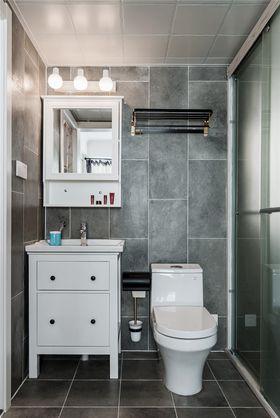 90平米三室两厅北欧风格卫生间装修图片大全