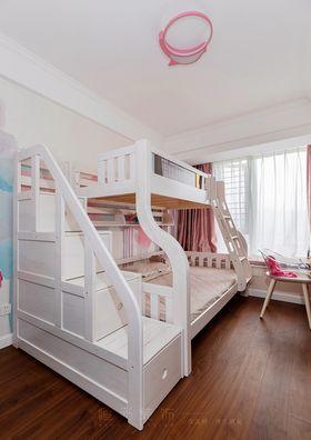 120平米三室两厅法式风格儿童房欣赏图