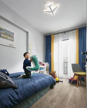 120平米三室兩廳現代簡約風格兒童房裝修圖片大全