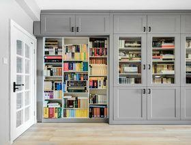 90平米复式现代简约风格储藏室图
