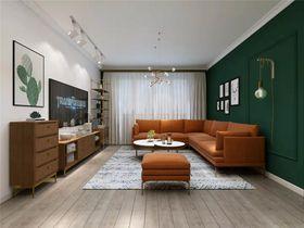20万以上90平米其他风格客厅装修图片大全