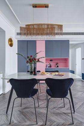 140平米四法式风格餐厅设计图