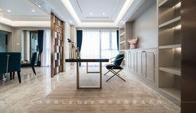 20萬以上140平米四室兩廳其他風格書房欣賞圖
