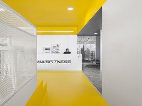 140平米现代简约风格走廊设计图