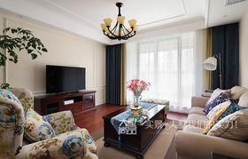 10-15万140平米三室一厅美式风格客厅设计图