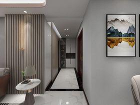 120平米三室兩廳現代簡約風格玄關效果圖