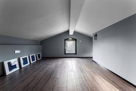 90平米三室一厅现代简约风格阁楼装修图片大全